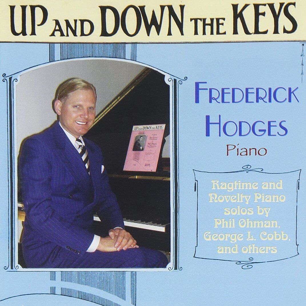 Frederick Hodges Up and Down the Keys