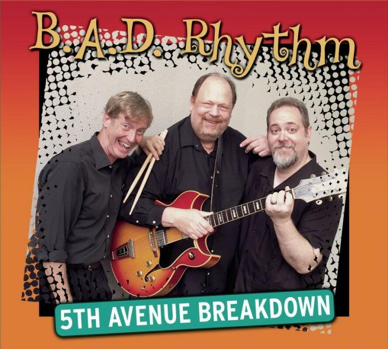Bad Rhythm 5th Avenue Breakdown Album Cover