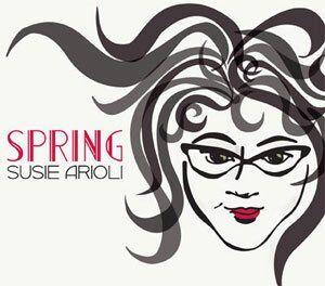 Susie Arioli- Spring album cover