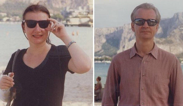 Deborah and Ross Konikoff