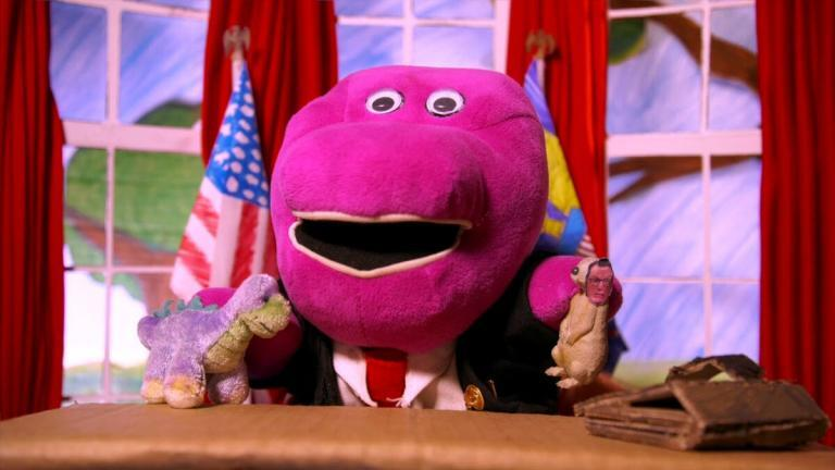 Barney For President