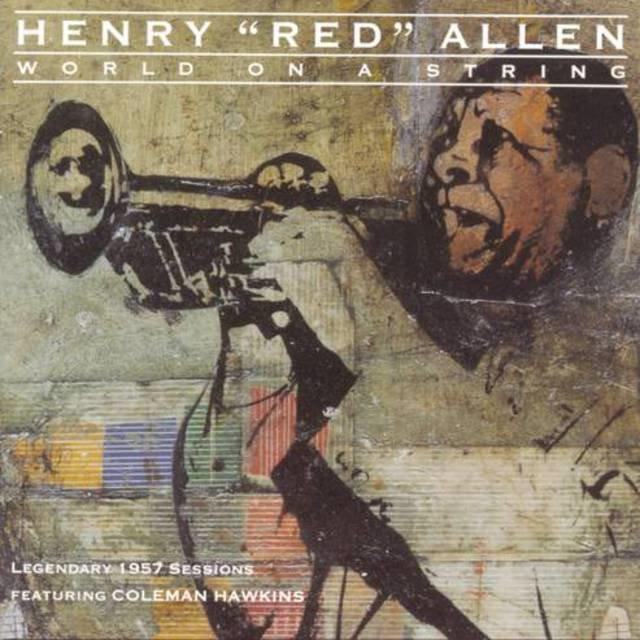 """640x640 - Henry """"Red"""" Allen: World on a String"""