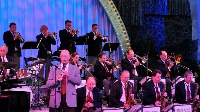 Terry Myers Tommy Dorsey Orchestra