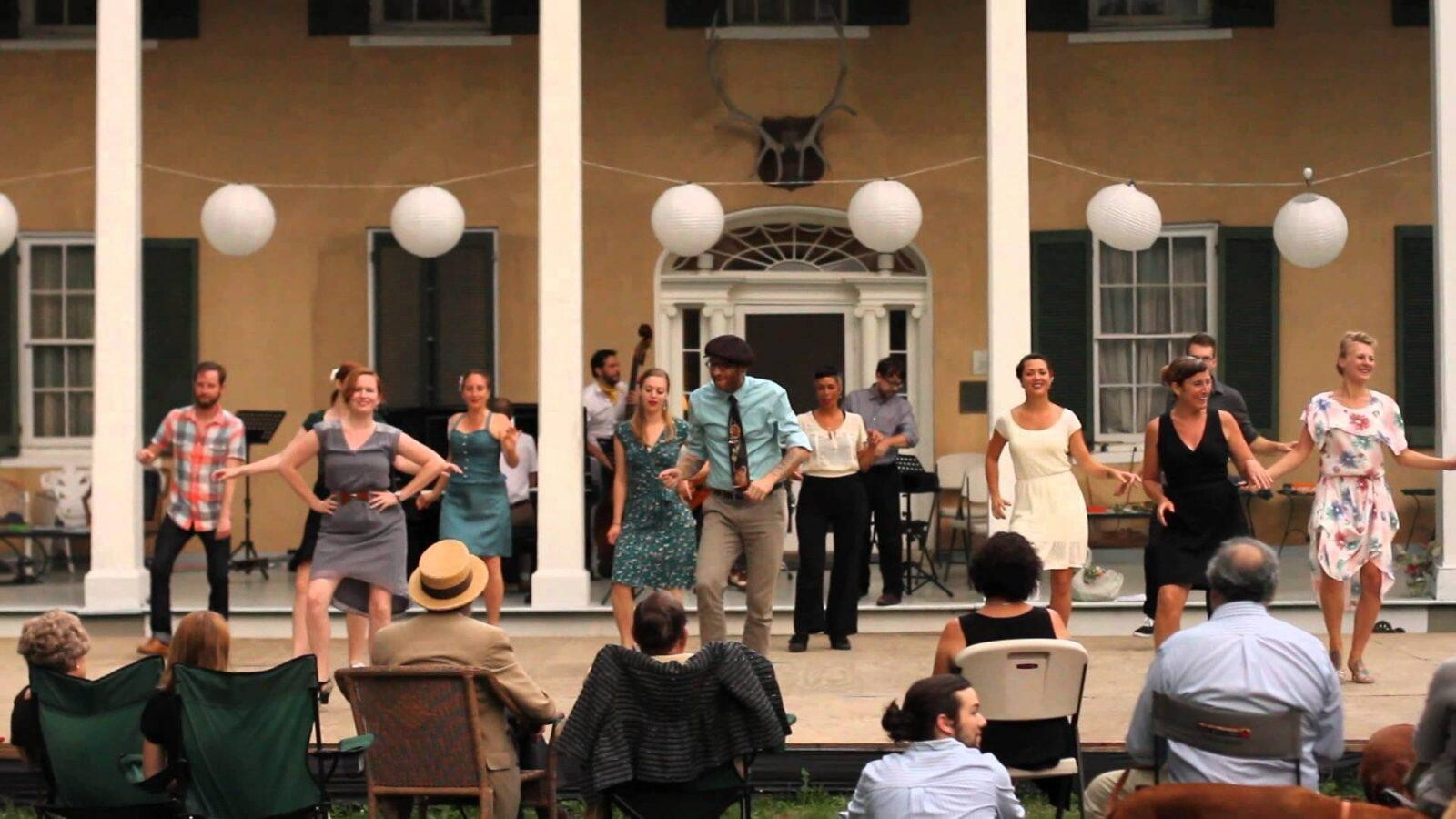 Welbourne Jazz Camp: Music Joins Dance on a Virginia Horse Farm