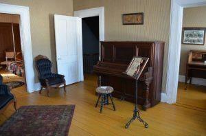 Parlor at Scott Joplin House
