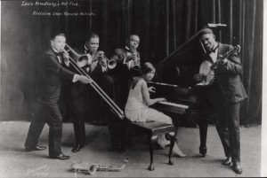 Armstrong Hot Five 300x201 - Kid Ory: Profiles in Jazz