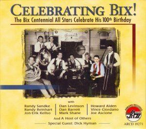 Celebrating Bix! Centennial All-Stars