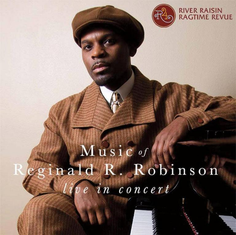 music of reginald robinson