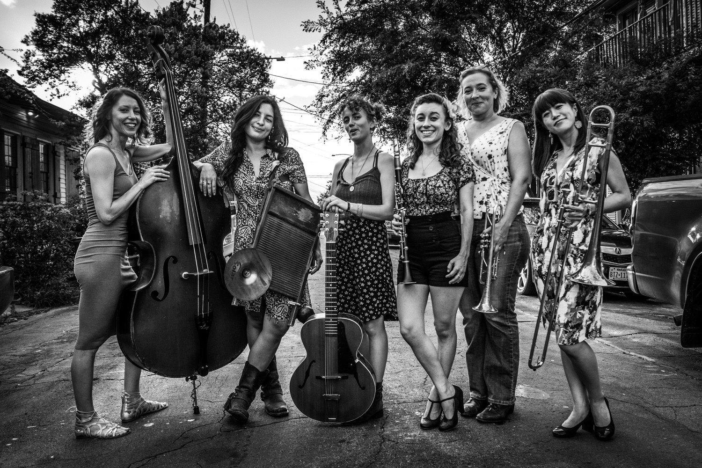 The Shake 'Em Up Jazz Band