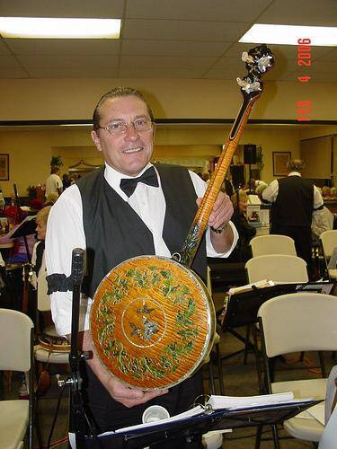 Dick Serocki, Jazz and Ragtime Banjo player, has passed at age 60.
