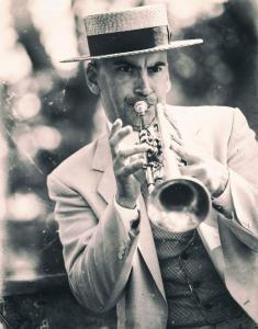 Drew Nugent: Hot Jazz Meets Vaudeville