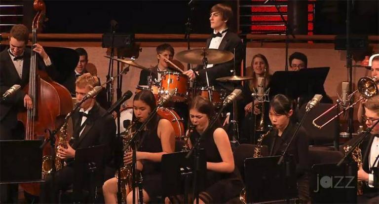 Essentially Ellington Final Concert Live Stream on Now