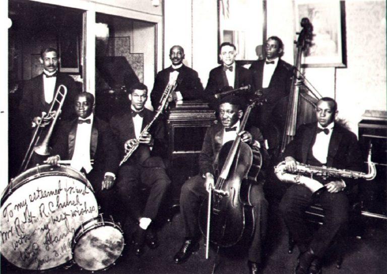 W.C.Handy Orchestra 1918