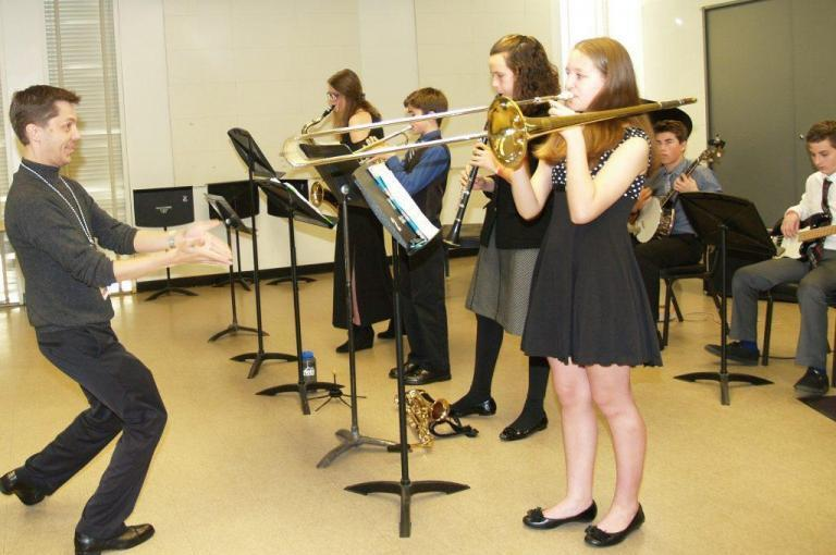 Sacramento Jazz Education Foundation Launches Instrument Match Program