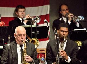 Jimmy McConnell's Super Big Band Swings Canoga Park