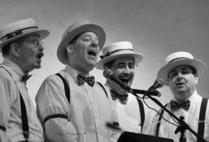 Victrolian Vaudeville Barbershop Quartet