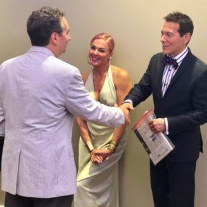 Michael Feinstein & Storm Large get The Syncopated Times