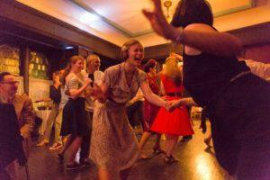 Dancers Crytzer CD Montauk Club Tom Moore