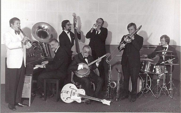 Jim Beatty Jazz Band 1980