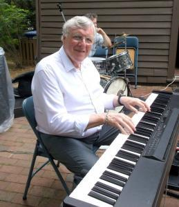 A Conversation with Pianist Neville Dickie