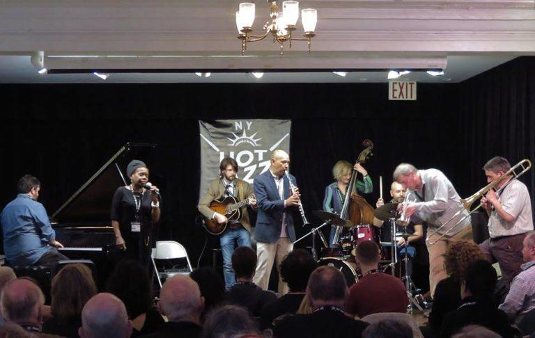Opening Day Jam Neal Siegal New York Hot Jazz Camp