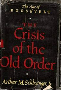 """A Crisis of the Old Order"""