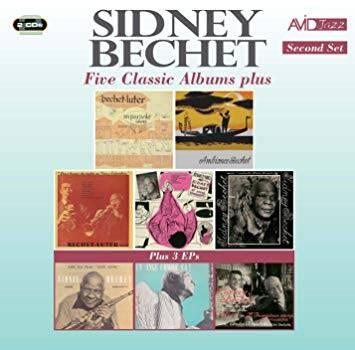 Sidney Bechet: Five Classic Albums Plus 3
