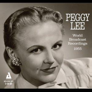 Peggy Lee World Broadcast Recordings 1955