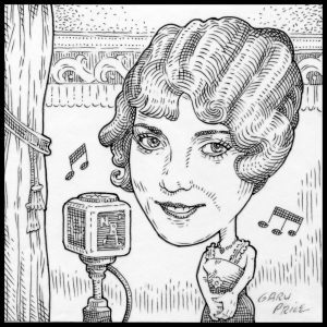 Annette Hanshaw artistgaryprice.com