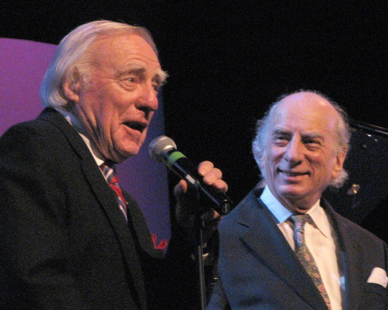 Vibraphonist Peter Appleyard with Dick Hyman