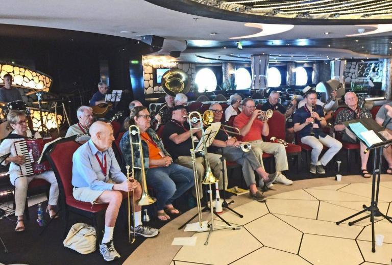Puerto Rico Jazz Cruise Benefit