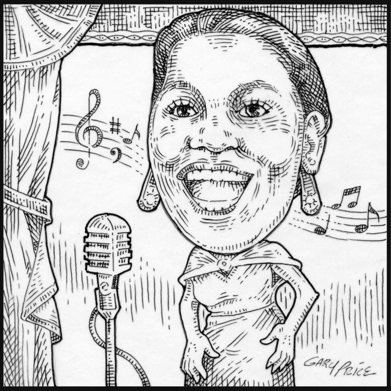 Bessie Smith for Andy  768x768 - Bessie Smith