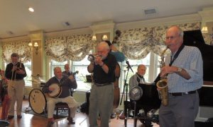 New Black-Eagles Jazz Band