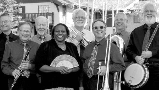 Black Swan Jazz Band bw - Second Annual Jump, Jive & Jazz Scheduled in Oregon, March 2020