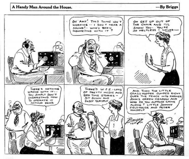 Briggs 1922 A Handy Man Around the House