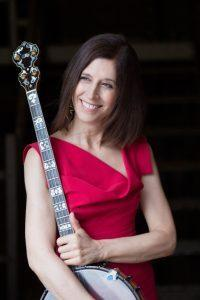 CynthiaSayer PressShot1 200x300 - The 'Seriously Cool' Banjo of Cynthia Sayer