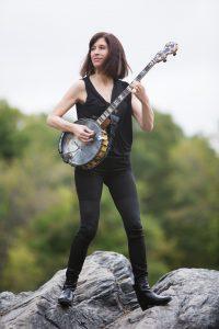 CynthiaSayer PressShot2 200x300 - The 'Seriously Cool' Banjo of Cynthia Sayer