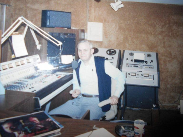 DJ Van Young WRTC 1982