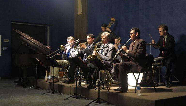 The 46th annual Bix Beiderbecke Memorial Jazz Festival