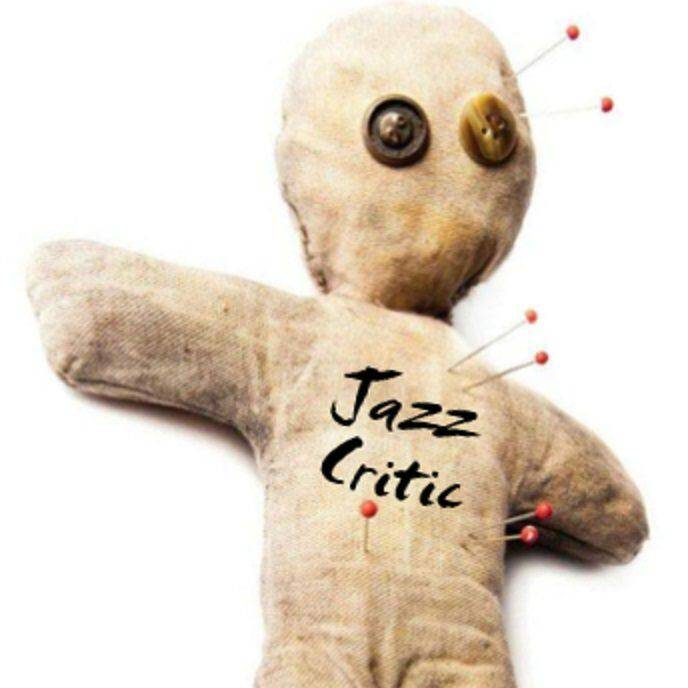 Jazz Critic Voodoo Doll
