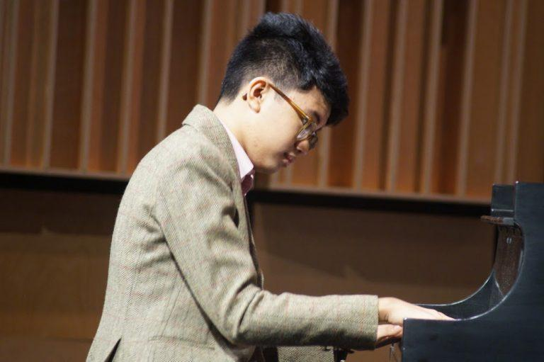 Joey Alexander Corning Feb 17 2018 John Herr