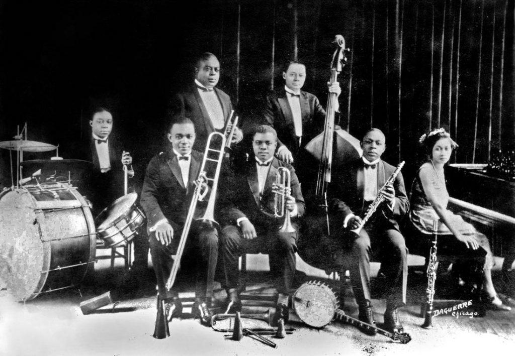 King Oliver Creole Jazz Band Chicago