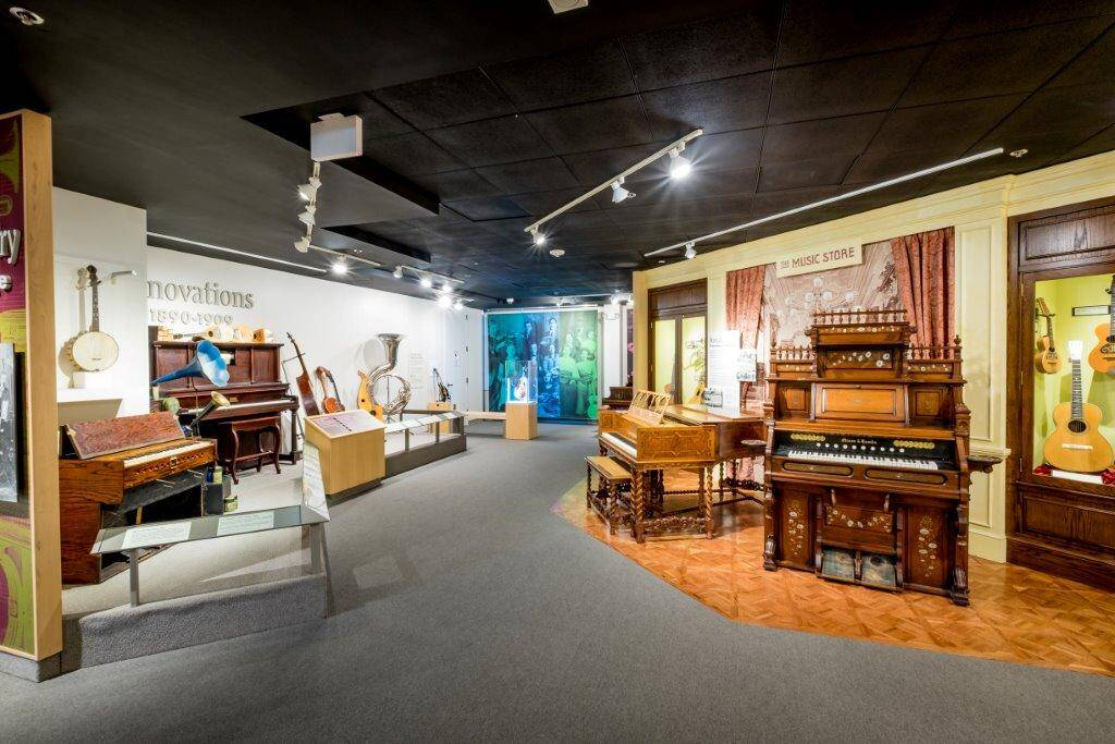 Museum for Making Music