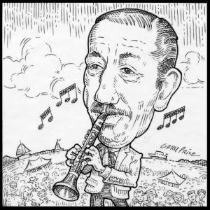 """Pee Wee Russell for Andy 300x300 - Charles Ellsworth """"Pee Wee"""" Russell"""