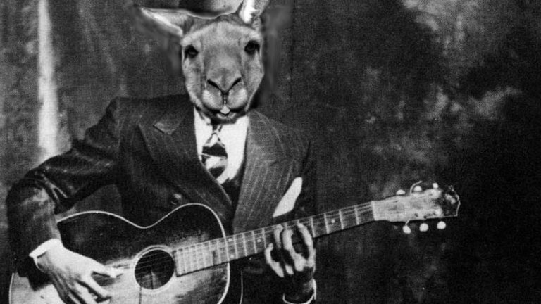 Robert Johnson kangaroo
