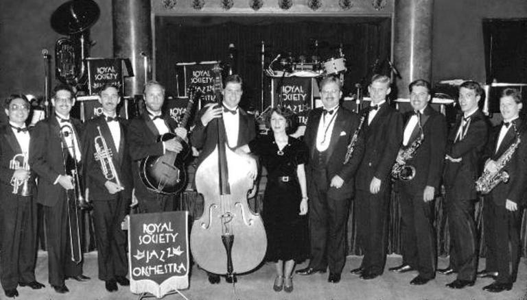 Royal Society Jazz Orch b