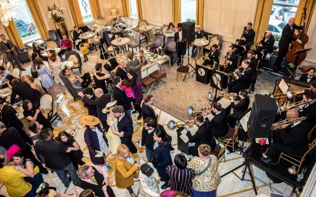 The Plaza Hotel Easter Swing April 2018j kratochvil