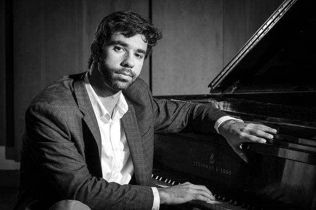 New Orleans-based pianist Kris Tokarski