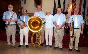 The Uptown Lowdown Jazz Band