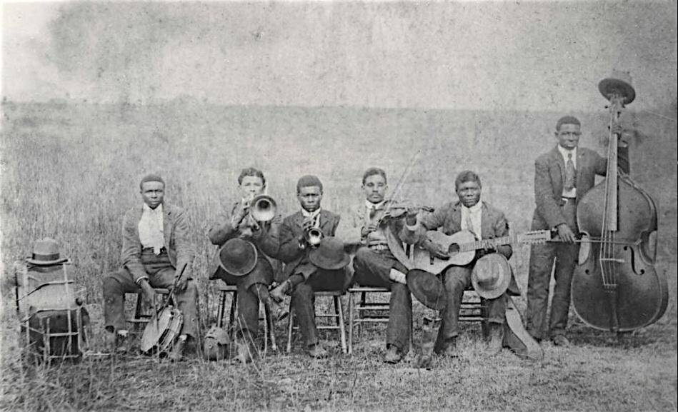 Kid Ory First Band